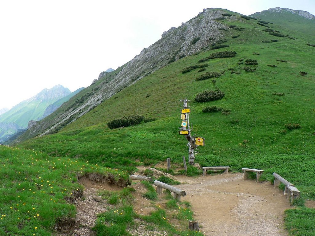 Monkova dolina – Kopské sedlo