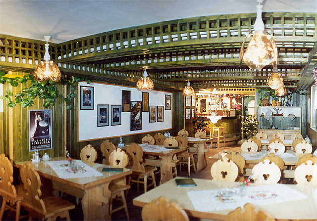 Reštaurácia Veronika