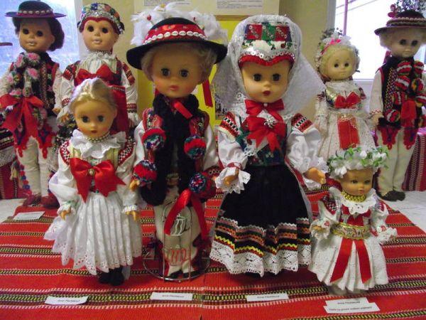 Výstava bábik
