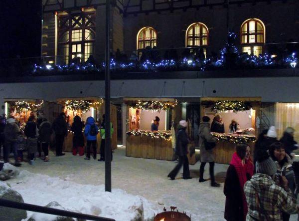 Účasť na otvorení hotela Lomnica a 1. trhoch v Tatranskej Lomnici