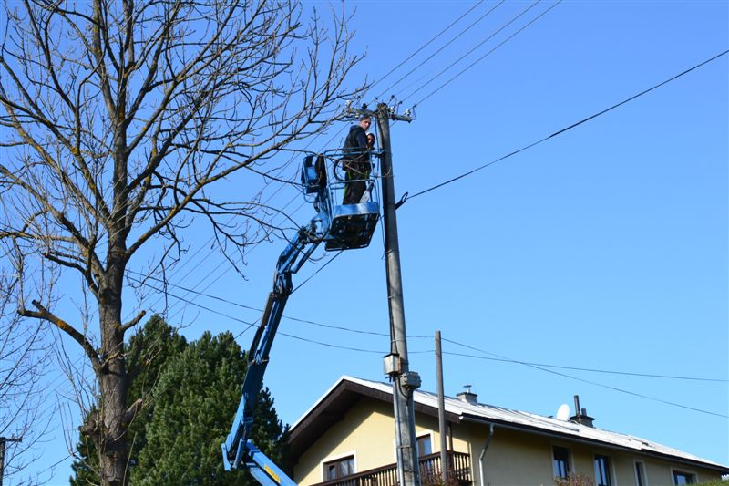 Obnova verejného osvetlenia obce